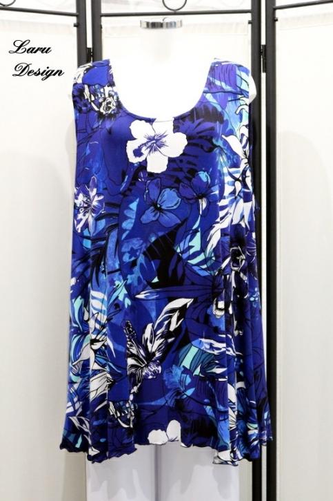 Tunika Flower royal 0347-TuR