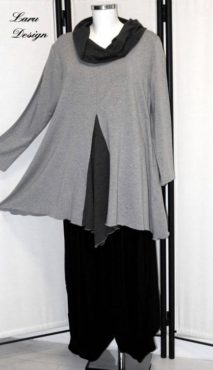 Shirt Sprungfalte Kragen TD-ShSK