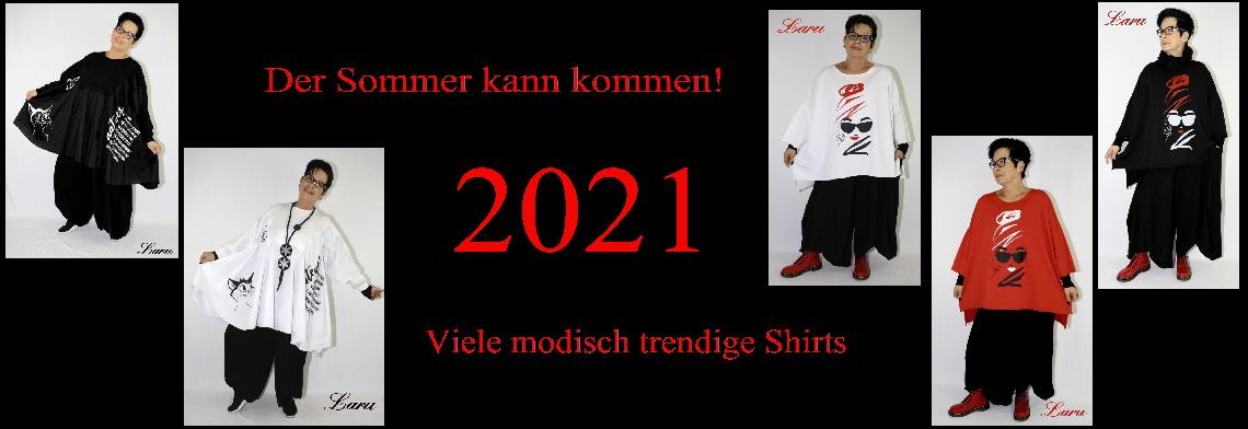 Modische Shirts 2021