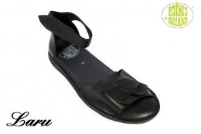 Sandale Loints, 15621 [37 | Schwarz]