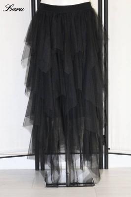 Tuellrock mehrlagig mit Unterrock MS W2019