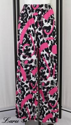 Hose Marlene Jersey Pink gemustert [1   pink gemustert]