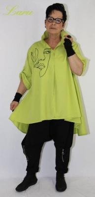 Blusenshirt Face 2021